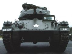 Clash of Steel, Image gallery - M24 Chaffee light tank