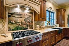 Imagine Youu0027re A Chef In Italy In This #kitchen!
