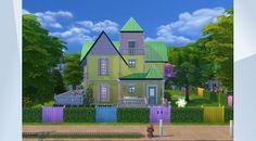 Sieh dir dieses Grundstück in der Die Sims 4-Galerie an! - Paradies für grosse und kleine Kinder                                     #nathalie #nat052970 #unseresimswelt #kinderparadiesbunterhund #langstrumpf #spielplatz #children #park #nocc                                                                                      Detailbilder auf: http://unsere-simswelt.de