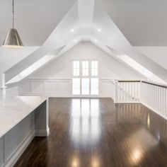 """@build_prestige_homes's photo: """"Recently completed this #beauty #barnstyle #loft #BuildPrestigeHomes"""