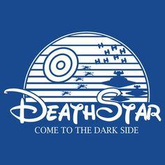 2 of my favorite things. Disney and Star Wars