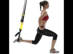 TRX Workout: TRX Lower Body Workout for Women, TRX Leg Workout for Women