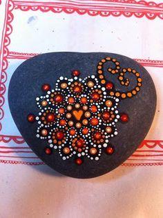 Mandala hearts!..really unique and pretty design!
