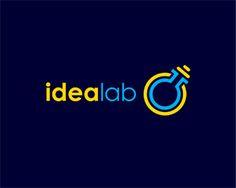 idea lab (sparq lab) Logo design - Idealab (or Sparqlab) - it is fantastic logo…