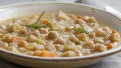 Pyszna zupa z ciecierzycy