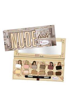 the perfect nude eyeshadows.