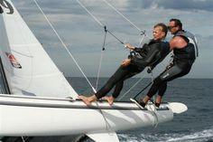Hobie Sailing - Hobie Cat trips and charters with an experienced skipper. Flexible sailing programmes from one hour to a few days. No experience necessary. The pristine warm waters of the Swartvlei near Sedgefield. Why Do Cats Purr, Sailing Charters, Abseiling, Cat Run, Adventure Holiday, Bungee Jumping, Adventure Activities, Catamaran, South Africa