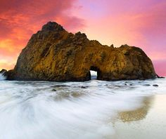 Beautiful Beaches to Visit in 2014: Beautiful Beaches to Visit in 2014: Beautiful Beaches to Visit in 2014: Pfeiffer Beach