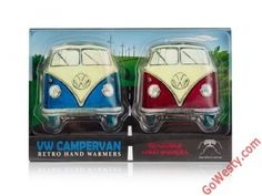 VW Campervan Bus Hand Warmers - GoWesty Camper Products - parts supplier for VW Vanagon, Eurovan, and Bus