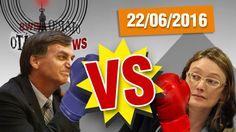Bolsonaro vs Maria do Rosário, Corrupção Mata e Wesley Safadão #OtarioNe...