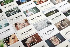 Jay Fram Business Cards