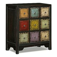 Carousel Accent Pieces Accent Cabinet - Value City Furniture Real Wood Furniture, Value City Furniture, Home Decor Furniture, Cabinet Furniture, Furniture Ideas, Modern Vintage Homes, Vintage Home Decor, Home Decor Accessories, Accent Pieces