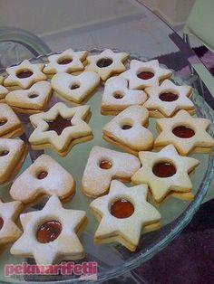 Marmelatlı kurabiye nasıl yapılır? | Mutfak | Pek Marifetli!