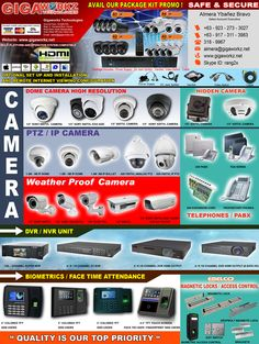 No 1 Distributor For Cctv Surveillance System In The