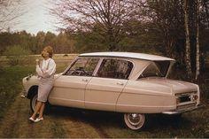 L'Ami 6 de Citroën fête ses 50 ans R