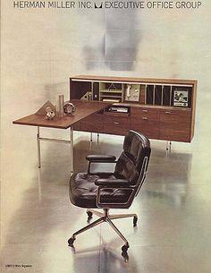 Herman Miller Brochure (1966) on Flickr - Photo Sharing!