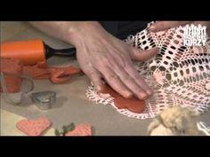 Ozdoby z hliny - YouTube