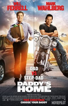 Watch daddy s home will ferrell online. Watch daddy's home starring will ferrell in this comedy on directv. Ambrosio, mark wahlberg, will ferrell directed by. Will Ferrell, Bon Film, Film D'animation, Film Movie, Comedy Film, Mark Wahlberg, 2015 Movies, Home Movies, Latest Movies