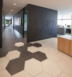 Red Design Group Office | Website shares pictures of this lively office. The details were wonderful.