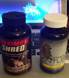 There is a High demand for those supplements, be very careful of those who are selling fake bottles of Maximum Shred and Extreme Deer Antler online. To avoid getting scam by any of them I recommend to only buy them from the official websites.I recommend to get them both as a free trial, you will basically have nothing to loose.