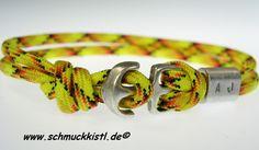 Personalisiertes Armband - Geschenk Freund Mann von www.Schmuckkistl.de auf DaWanda