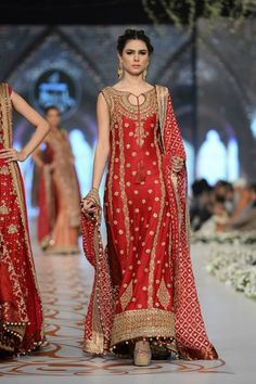 Mifrahs Bridal Couture Week 2014 Pakistan