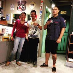 Mais um #cafedas18 com nossos amigos Borelli e Aline Lima