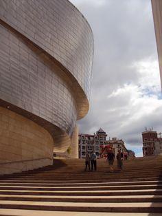 Ombú: Taking a walk in Bilbao Guggenheim museum By...