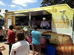 The food truck trend continues to sweep the nation - consider Twin Lock and save space
