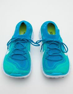 a13e2328419 Nike   Nike Free Flyknit+ in Neo Turquoise