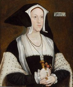 Follower of Hans Holbein the Younger. Portrait of Margaret Grey, née Wotton, (1487 - 1541) the second wife of Thomas Grey, 2nd Marquess of Dorset. 1560s (copy), c. 1532–35 (original)