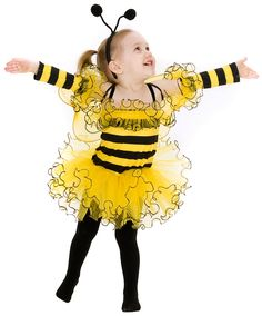 bumble bee · Halloween Costume ToddlerHalloween Costumes For ...  sc 1 st  Pinterest & Buzzing Daisy Bumble Bee Girls Fancy Dress Costume-------£14.95 ...
