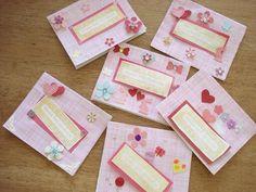 55.子供と一緒に作るThank youカード | 簡単手作りカード                                             Chocolate Card Factory