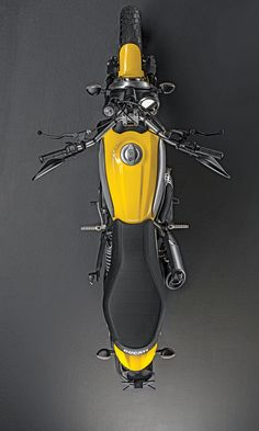 If you know anything about motorcycles, you're probably aware of Ducati's original, iconic Scrambler. In the 1960s and 1970s, it was the ultimate bike: lightweight, beginner-friendly, great looking, and both smooth enough for a commute on paved roads and tough enough to take down trails or onto the beach.
