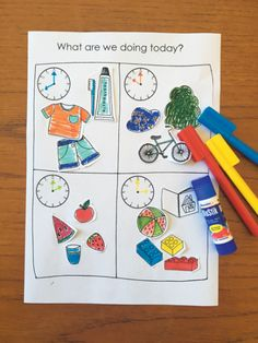 Molly and Mae Activity Time for preschoolers What are we doing today? | The Little Big Book Club