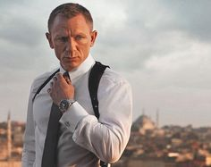 Hugely successful: Craig, 47, was paid £7.38million to star in Skyfall (pictured) and the movie, directed by Sam Mendes, became the first Bond film to gross more than one billion dollars worldwide