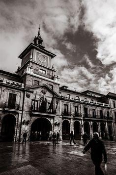 Ayuntamiento de Oviedo. Oviedo townhall.