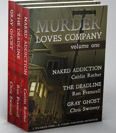 http://wildbluepress.com/mlc1 SUCH A #DEAL! Buy the #Kindle boxed set of #crimefiction #mysteries and #thrillers MURDER LOVES COMPANY for just $3.97 and be registered to win one of eight free audio books of either BOGEYMAN or VAMPIRE! You must act fast--only purchases made by December 28 will be entered to win the January 5 drawing! Once you've bought the books, send us the confirmation number at info@wildbluepress.com and you'll be entered to win. http://wildbluepress.com/mlc1