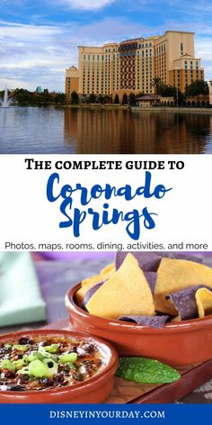 Disney's Coronado Springs resort: the complete guide - thinking about staying at Coronado Springs in Disney World? You'll want to read this first, as it has everything you need to know about rooms, pricing, dining options, pools and activities, location, transportation, and more!