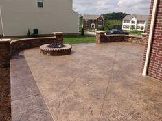Concrete Patios - Photo Gallery - ConcreteNetwork.com Mobile