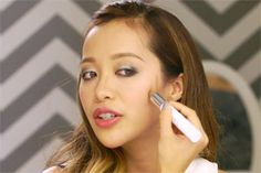 Michelle Phan Explains How to Use Highlighter