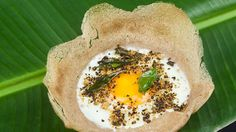 Described as the love child of a crepe and a crumpet, Australia can't get enough of the Sri Lankan bowl-shaped pancake known as the hopper.