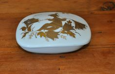 Rosenthal Bjorn Wiinblad Covered Box | eBay  $30