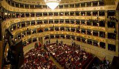 @Living Ravenna: #TheGreatBeauty in Italy is everywhere Teatro Alighieri via Luca Concas #Ravenna #ITisME