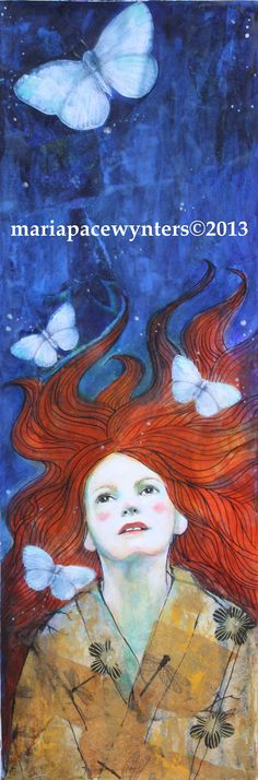 Moonlight-and-Butterflies by Maria Pace-Wynters
