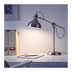 IKEA - RANARP, Arbeitsleuchte, , Verstellbarer Arm und Kopf zum optimalen…