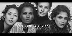 Armani per la campagna New Normal promuove la bellezza globale