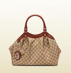 Gucci - sukey tote 211944KDL1G2319