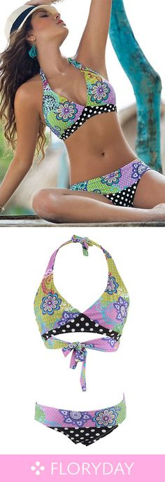 Shop Floryday for affordable Swimwear. Floryday offers latest ladies' Swimwear collections to fit every occasion. Sexy Bikini, The Bikini, Bikini Swimwear, Swimsuits, Cool Outfits, Summer Outfits, Fashion Outfits, Womens Fashion, Trendy Swimwear