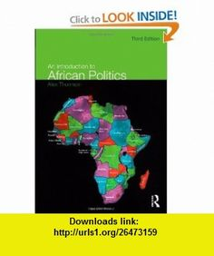an introduction to african politics 4th edition pdf free